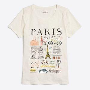 J. CREW T-Shirt (XS)
